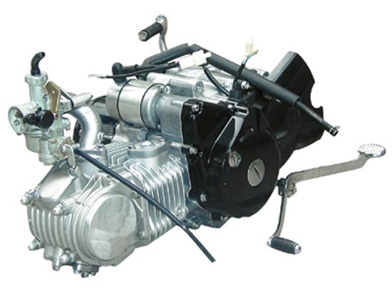 Lifan 110cc 4 Stroke Engine 1p52fmh Electric Start Amp Kick Start