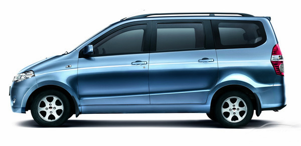 Lifan mini MPV Expected to Hit China Market in 2015