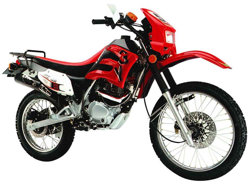 LF200GY-5(Lifan 200cc) | Lifan Thailand