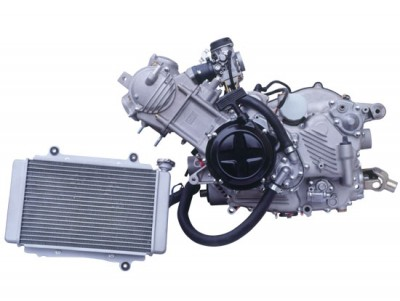 Water-cooled-Engine/185MQ