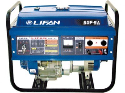GASOLINE-GENERATOR-SET-50Hz/5gf-5a.