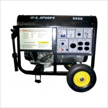 GASOLINE-GENERATOR-SET-60Hz/5500.6500 X6