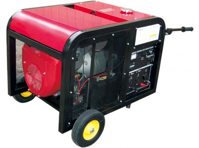 GASOLINE-GENERATOR-SET-50Hz/8.5GF-4.
