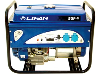 GASOLINE-GENERATOR-SET-50Hz/5GF-4