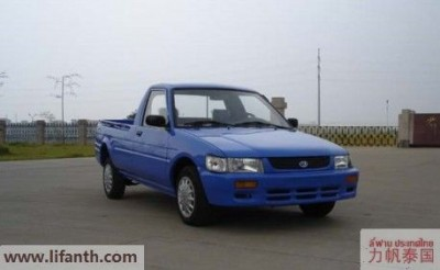 The Lifan LF1012 vans from China-1